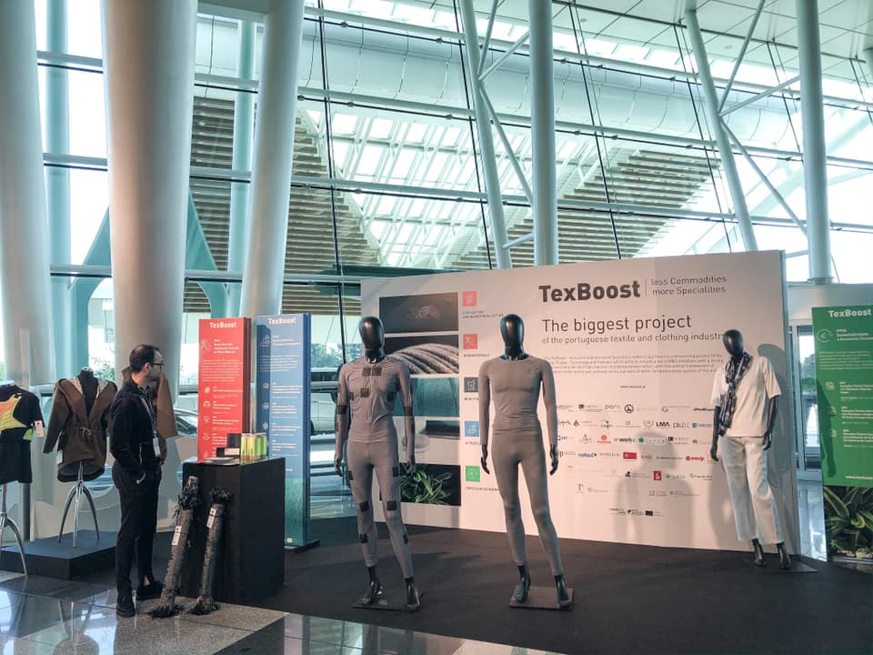 TexBoost-TexBoost stars in the latest iTechStyle Showcase